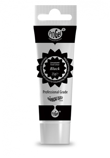 ProGel Concentrated Colour - Black
